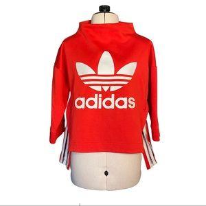 Adidas Red T-Shirt